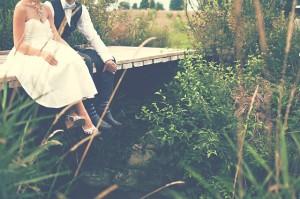 svatební fotka