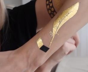 Flash tetování
