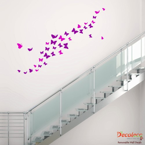 DCL-093-Flock-of-36-butterflies-INT1
