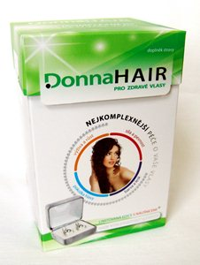 Donna Hair na růst vlasů
