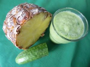 antioxidační smoothie