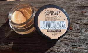 Maybelline Color Tattoo - Eternal Gold