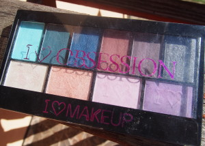 paletka Makeup Revolution