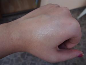 Pigmentace - stíny