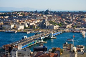 Istanbul - Turecko