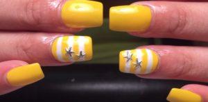 Žluté nehty na vás upozorní.