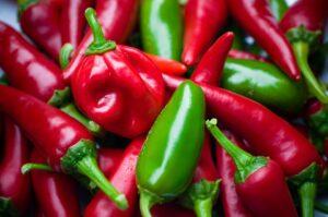 Nejpálivější chilli papričky a co vše se z nich dá vyrobit